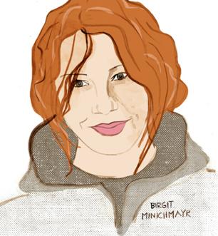 Portrait, Birgit Minichmayr